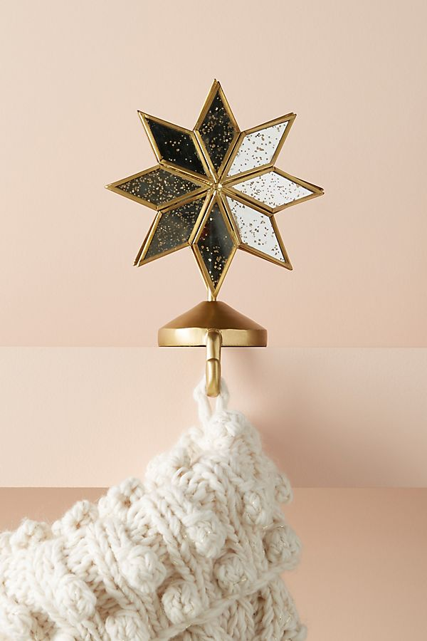 Star Stocking Holder - £36