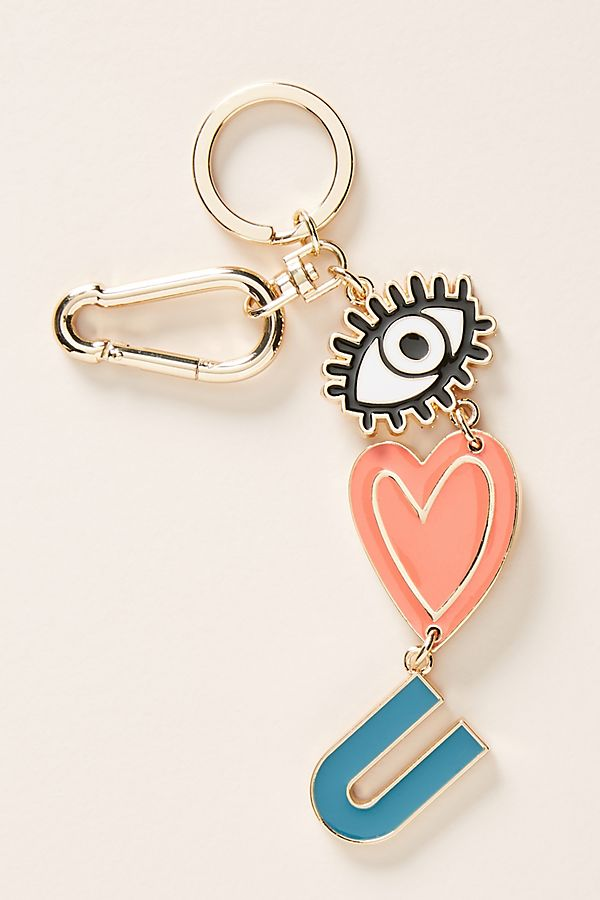 Eye Love You Keychain - £16