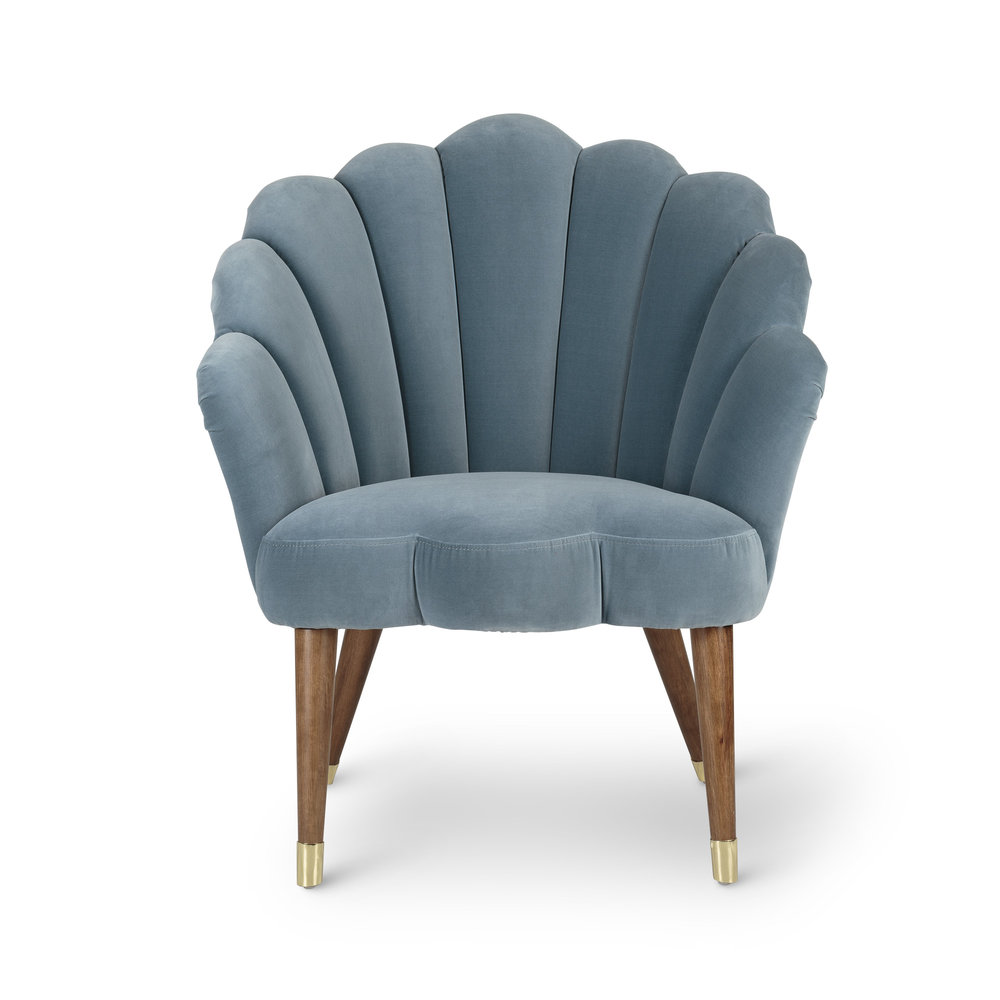 Flora Armchair from Oliver Bonas: £395.00