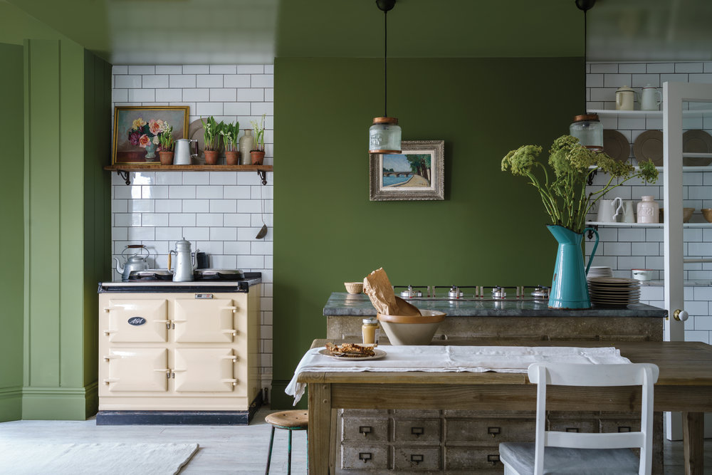 LIV For Interiors / Top 4 Paint Trends For 2019