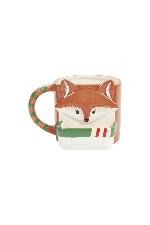 Love Fox Biscuit Mug - £5