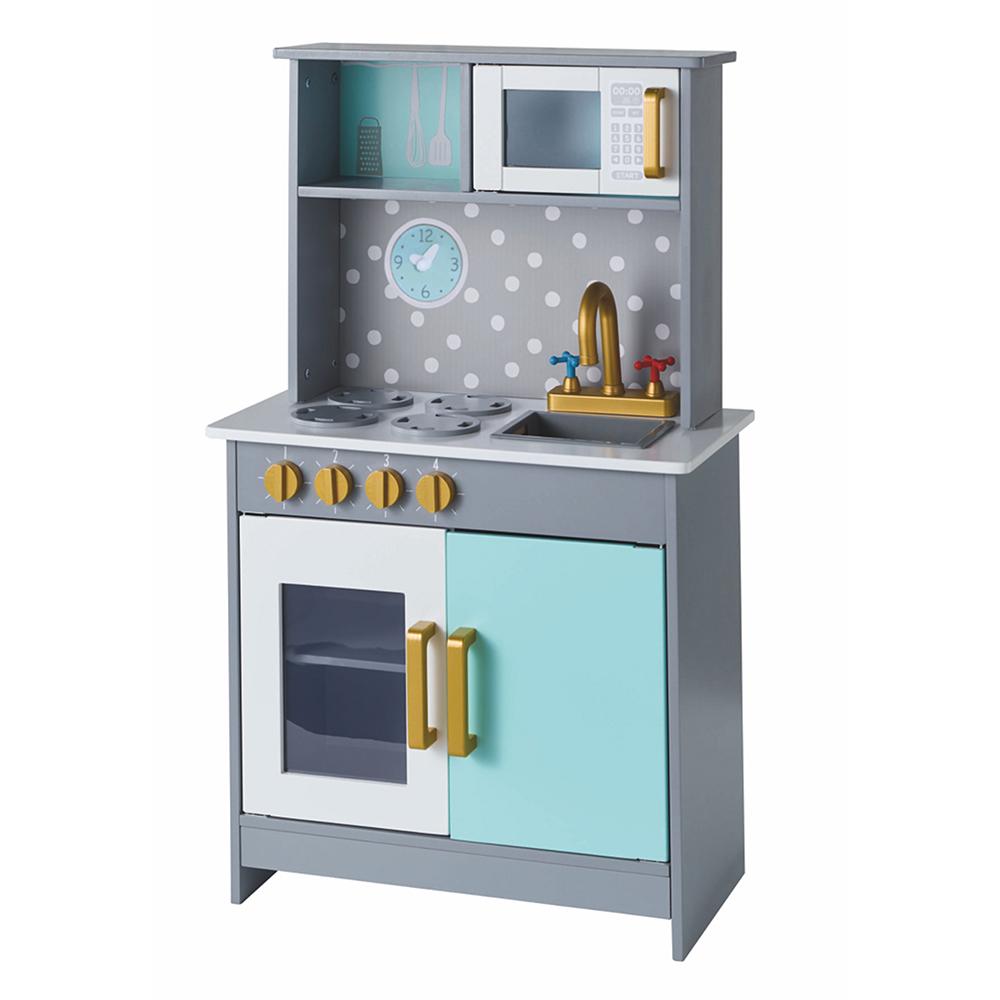 Wooden Deluxe Kitchen - £39.97