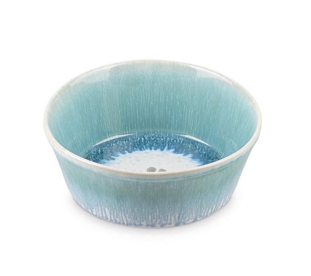 Oliver Bonas Paw Print Pet Bowl: £14.00