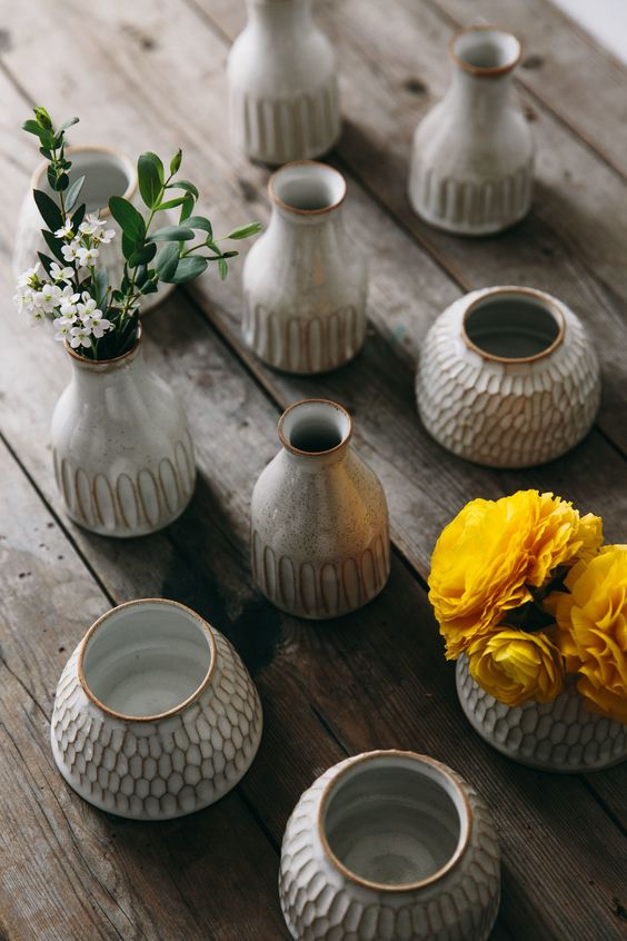 11. Ceramic Pottery - After the success of Habitat's collaboration with Jackson & Levine this year it comes as no surprise that handmade ceramics are seeing a surge in popularity. Check out Trouva to find some truly unique pieces.