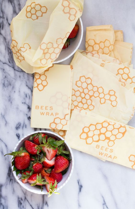 12. Beeswax Wraps - Do your bit for the environment with this replacement for cling film. Coming in varying sizes, these reusable wax wraps are the latest advancement in the zero-waste movement - we love how many different patterns you can choose from.