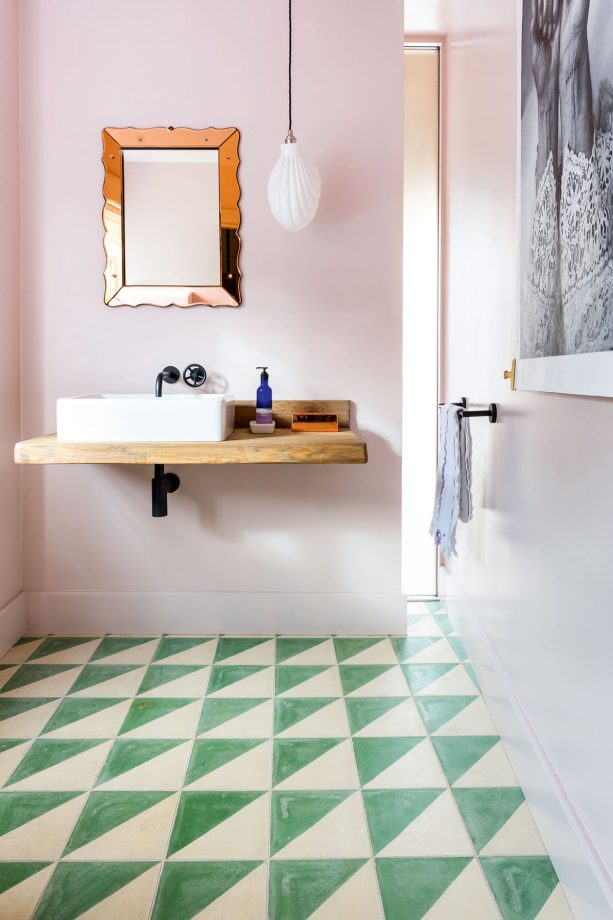 Bert & May Alalpardo Tiles: £4.50 per tile via Livingetc