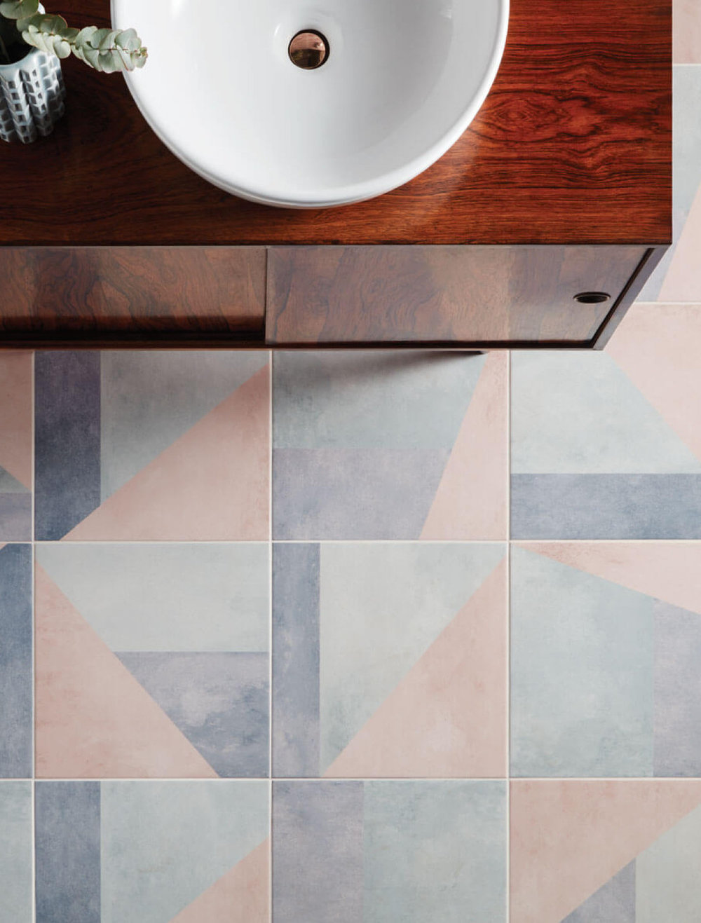 Stepped Up Pastel from British Ceramic Tile: £38.62 per m2