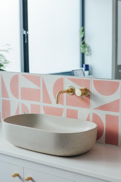Bert & May: £4.75 per tile, Interior: Place of Stories