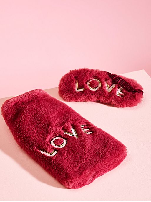 Love Hot Water Bottle from Oliver Bonas: £24.00