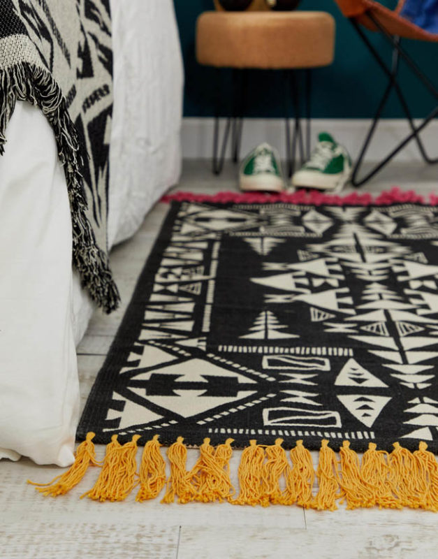 ASOS SUPPLY abstract rug £32.00