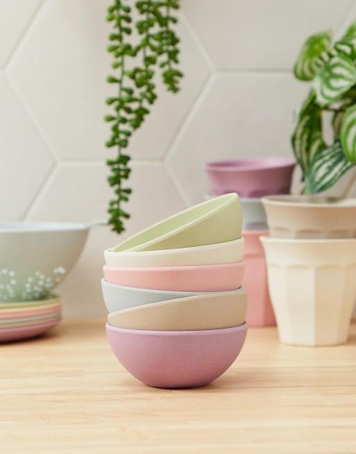 Zuperzozial bamboo bowls £20.00