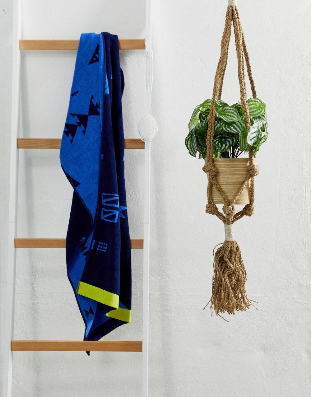 ASOS SUPPLY hanging planter £20.00