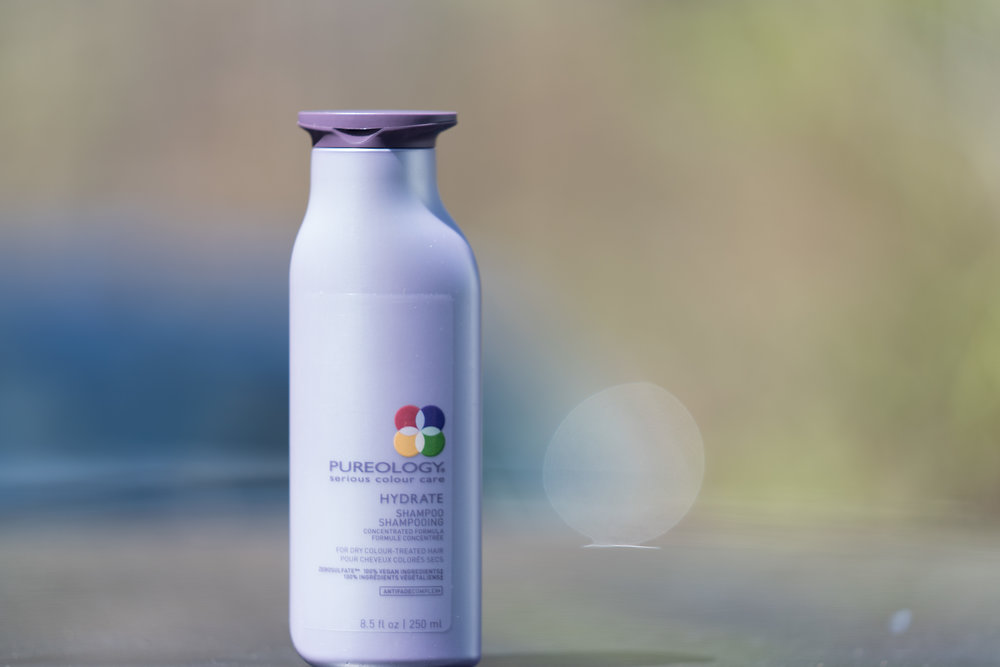 Pureology Hydrate Shampoo Review Best Shampoo For Color Treated