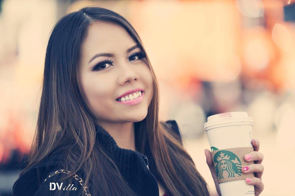 Melissa Tran Starbucks