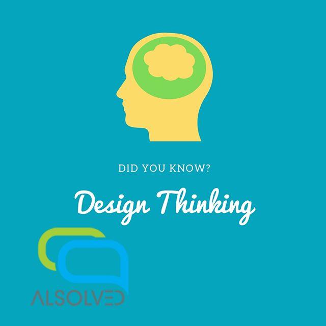 Che cos'è il Design Thinking??😮 📣Design thinking è un metodo innovativo per guardare un problema da punti di vista non convenzionali🔝💯 Risultato?  Attraverso questa metodologia si creano soluzioni e prodotti sperimentali in grado di stupire chiunque👍  E' utile non solo a grafici e progettisti ma anche a tutti quelli che lavorano nella comunicazione💪😏 . . . . #designthinking #alsolved #digitalmarketing #digitalmarketingagency #comunicazionedigitale #comunicazione #agenziacomunicazione #ads #advertising #advertisingagency #googleads #googleadwords #strategiadigitale #webagency #digitaladvertising #digitalmarketingagency #onlineadvertising #digitalmarketingstrategy #entrepeneur #agancylife #rome #socialmediamarketing #marketingonline #workflow #socialmediagency #socialmediaexpert #socialmedia