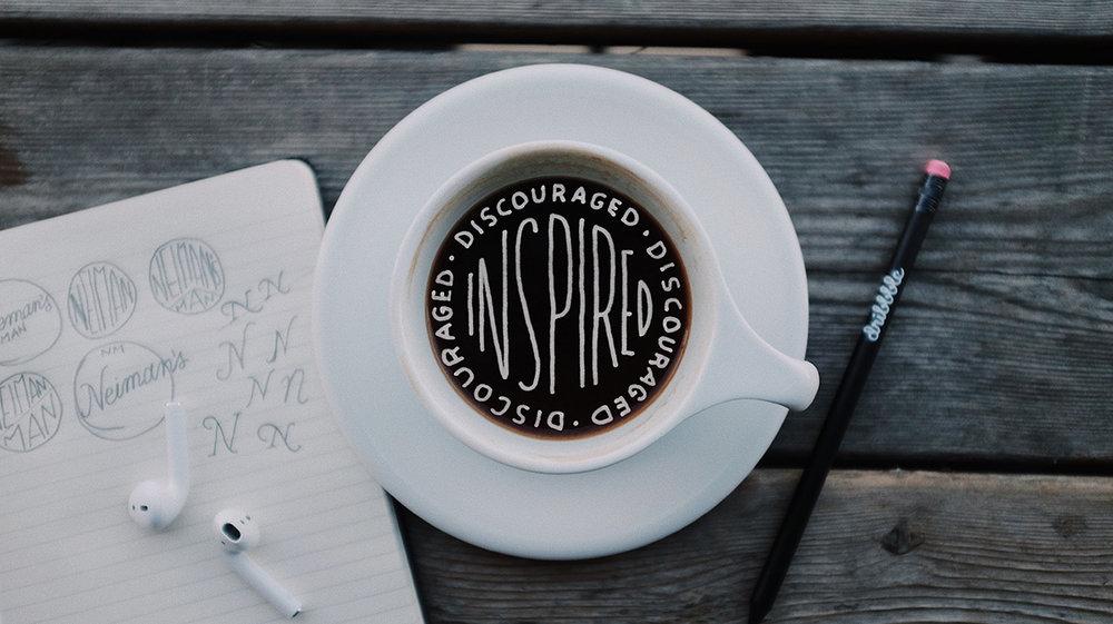Type In Coffee - Design
