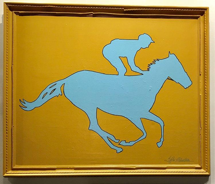 Framed Horse — M.A.D.S