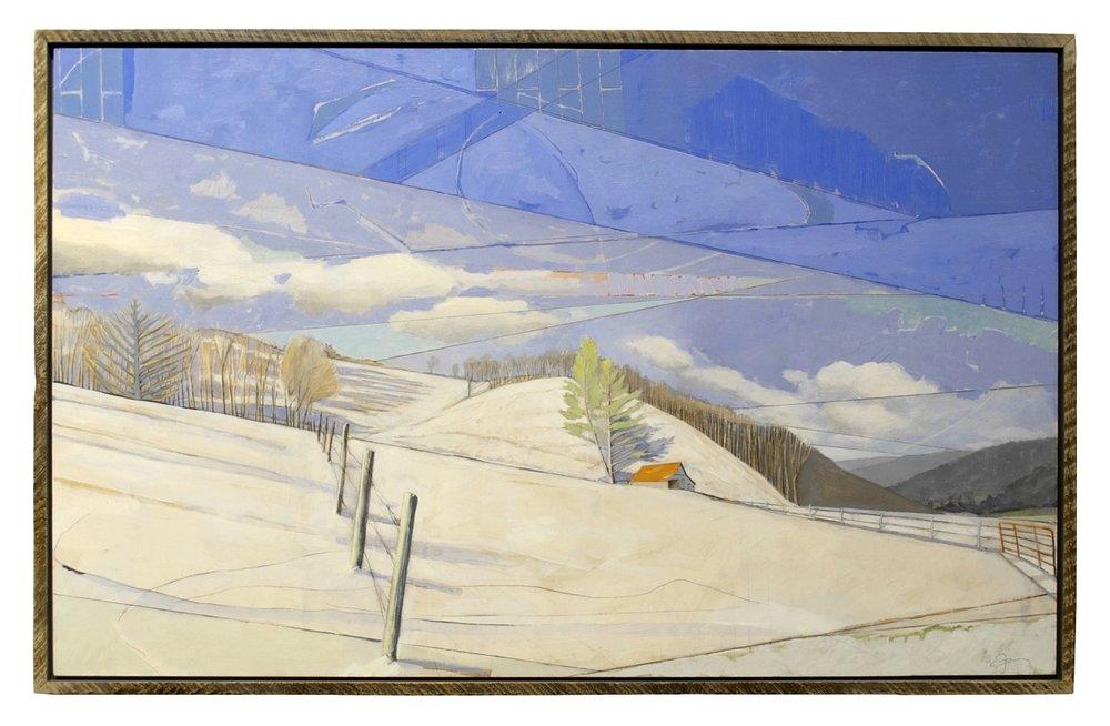 Blue Ridge Farm No. 6 (Emory Greer)