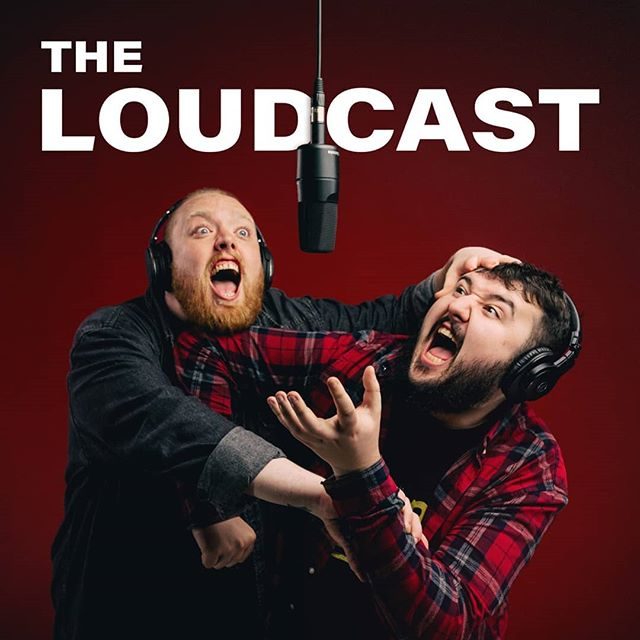 Episode 2 of the #Loudcast is out now! (Link in bio)  We chat fear as this months theme, catch up on how @garethmutch enjoyed @tgddsedinburgh, whether or not @kevinhart4real made it in to the hall of the greats, and who @kevoutloud is nominating this month! Plus loads more! . . . #iamloud #loudpoets #loudcomedy #podcast #greatchat #fear #halloween #ukpodcast #scottishart #scottishartists #friends #poetry #comedy #spokenword #newpodcast #earporn #listenclose #welovewhatwedo #instadaily