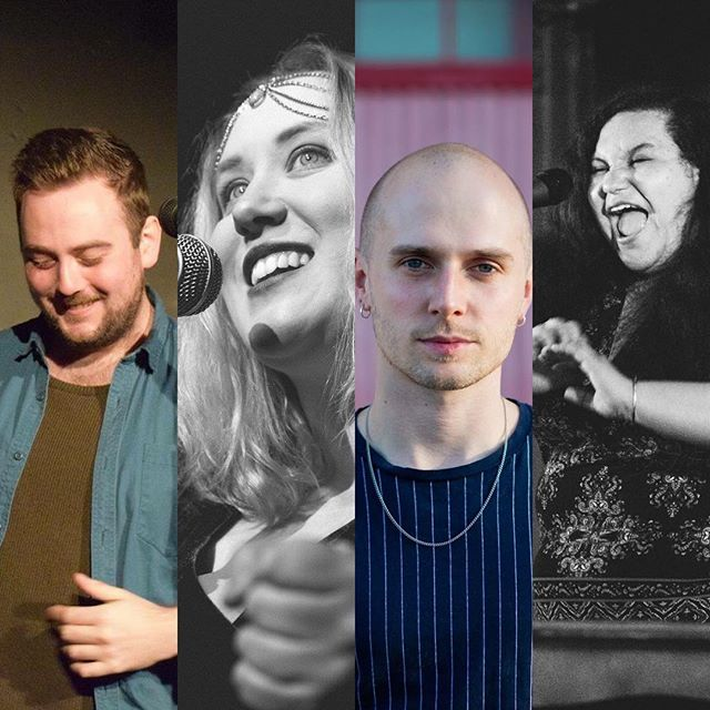 TONIGHT we feature @tobycampion, @sarahgrant.creative, @theglycoprotein, & @ciaranhodgers for #ExpectoPatronum! 7:30pm at the Scottish Storytelling Centre - tix available on the door. . . . #poetry #poets #poem #spokenword #spokenwordpoetry #performancepoetry #performance #performers #art #artists #slampoetry #edinburgh #edinburgharts #edinburghculture #scotland #scottishpoetry #scottishnightlife #gig #show #nightout