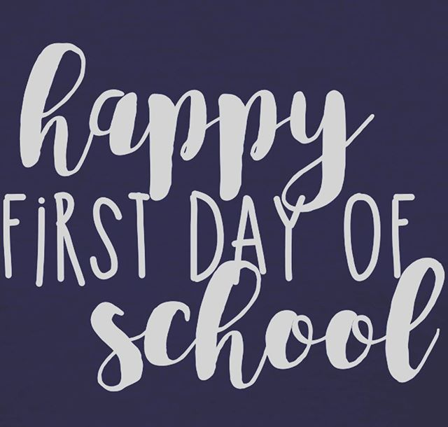 Would ❤️ to see those first day of school pictures that have been taken over the last week. Send to 260-437-2491 or reply to this feed.