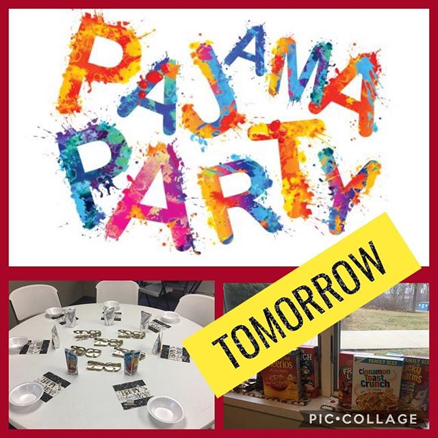 Would love for your children to join us tomorrow morning at 8:30 or 11 AM for City Kid's Pajama Day! Cereal and fruit will be served. We will reflect and give praise on 2018 while praying for who Jesus wants us to be in 2019.