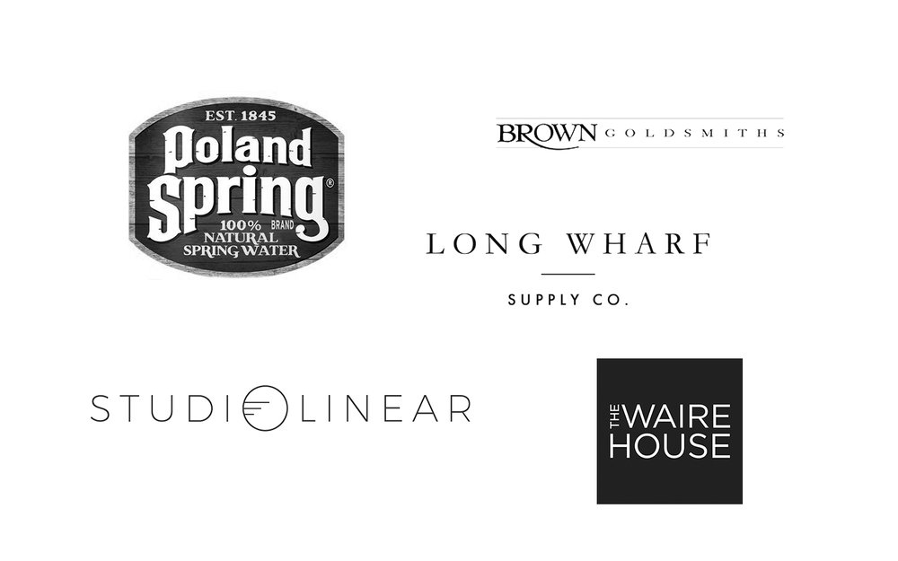 A selection of our Issue 01 Partners.