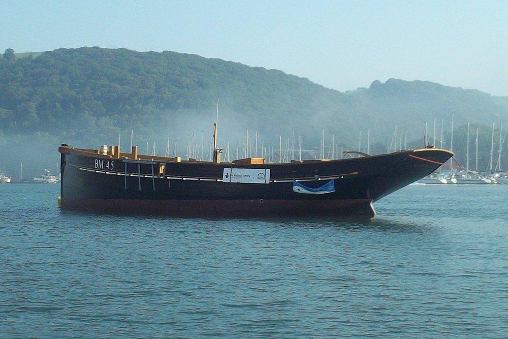 'Pilgrim', Brixham trawler