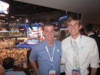 In 2012, my husband, Stephen, and I became engaged to one another at the Democratic National Convention in Charlotte.