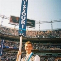 In 2008, I served as a delegate from the 2nd Congressional District to the Democratic National Convention.