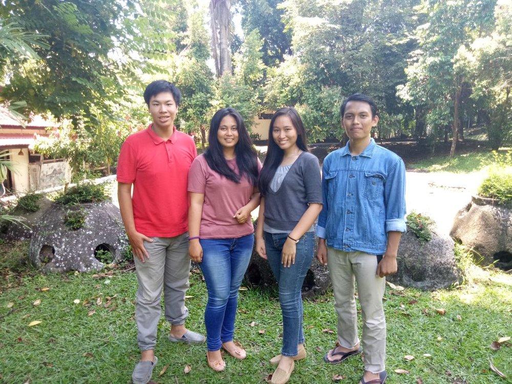 SEA WARRIOR - Sarif Hidayat,Kersty Putri,Filemon Hosea,Megumi NajoanIndonesia