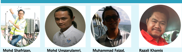 Sea Patriots - Mohd Shafrizan,Mohd Umzarulamri,Muhammad Faizal,Razali Khamis Malaysia