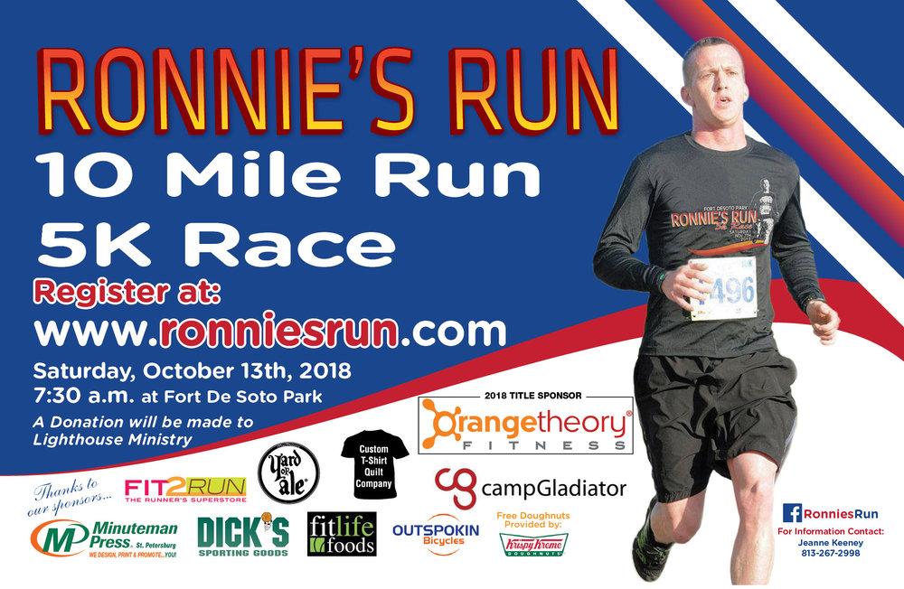Ronnies Run