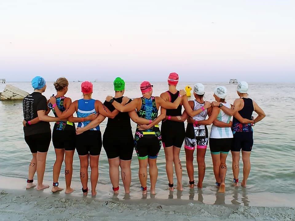A sisterhood of women staying fit & having fun!