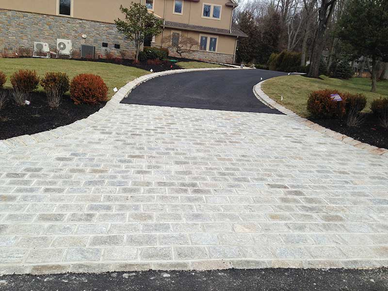 Belgian Block Apron and Curbing Bridgewater NJ