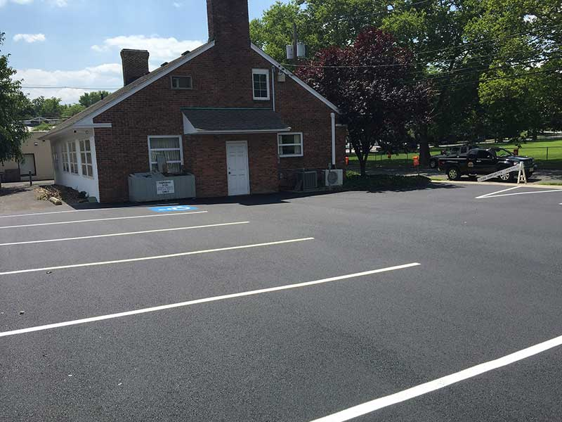Small Business Parking Lot Paving Westfield NJ
