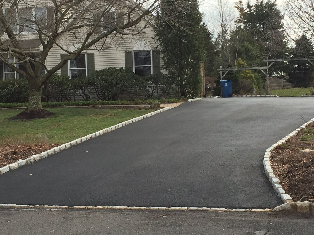 Asphalt Driveway in Hillsborough, NJ