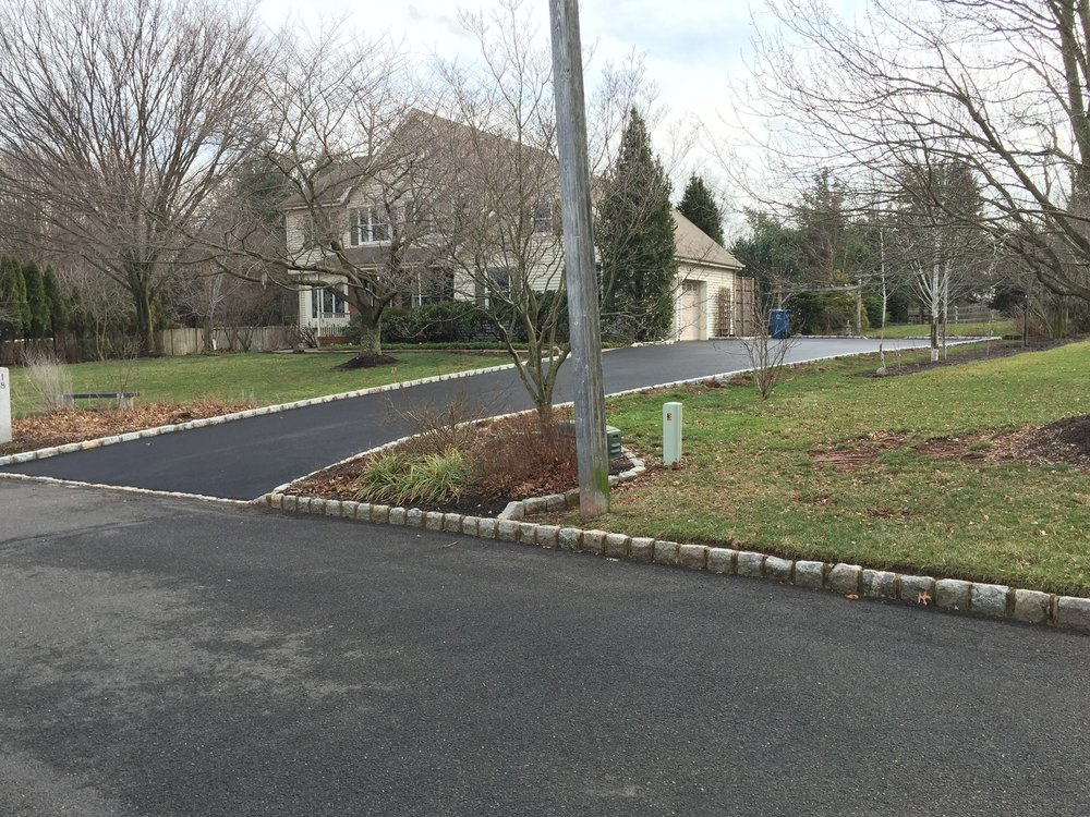Paving Asphalt Driveway in Hillsborough, NJ