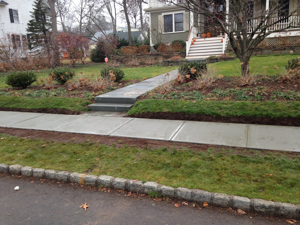 Concrete Walkway Contractor - Westfield NJ