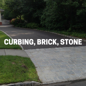 Curbing, Brick, and Stone Contractor