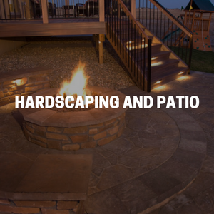Hardscaping and Patio Contractor