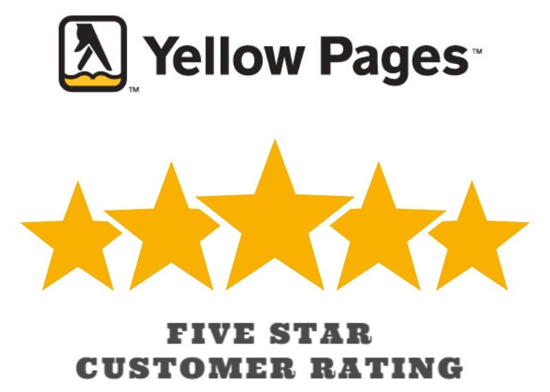 Five Star Yellow Pages YP - Contractor Rating for Central New Jersey Asphalt Paving Contractor