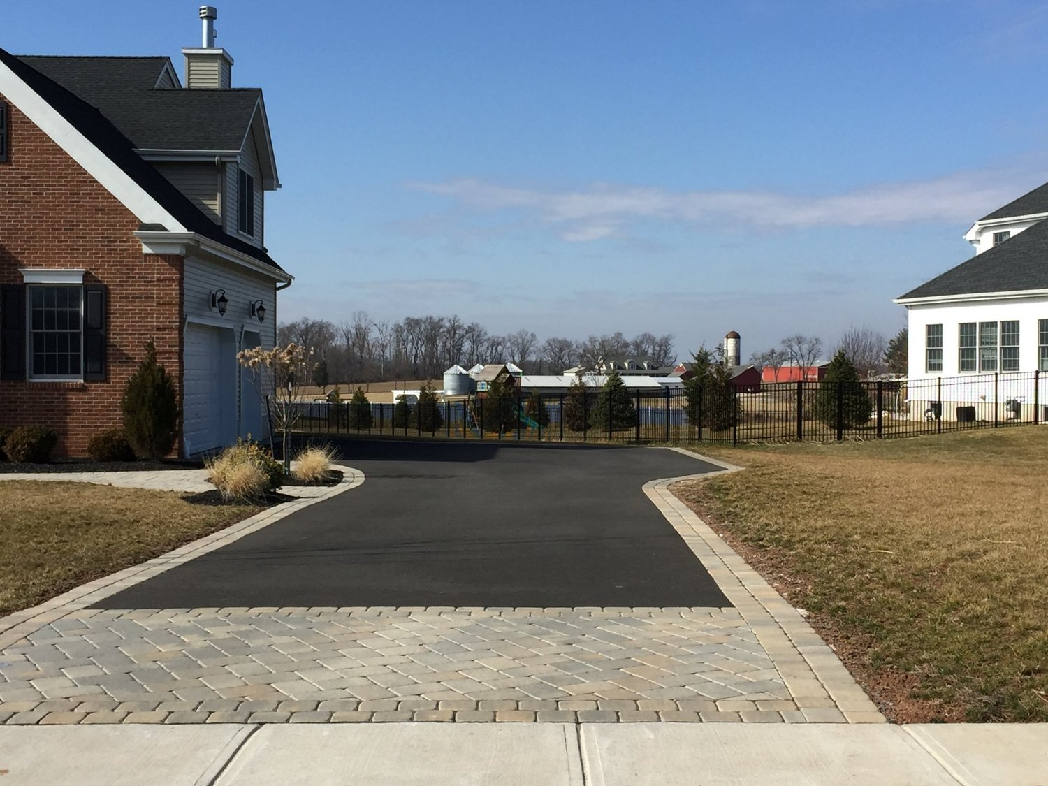 Lou porchetta paving central new jerseys leading home brick pavers and driveway apron belle mead nj biocorpaavc Images