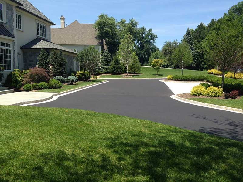 Lou Porchetta Paving - Belgian Block Curbing and Driveway Asphalt Paving in Livingston, NJ