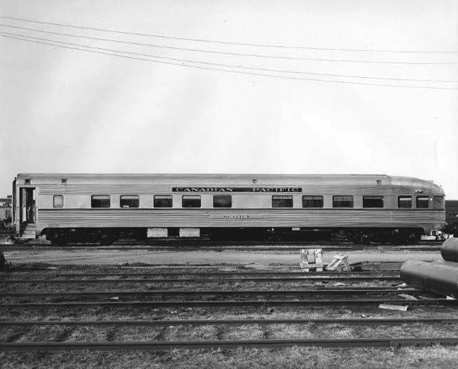 The  Seaview  in service on the Canadian Pacific in the 1960s.