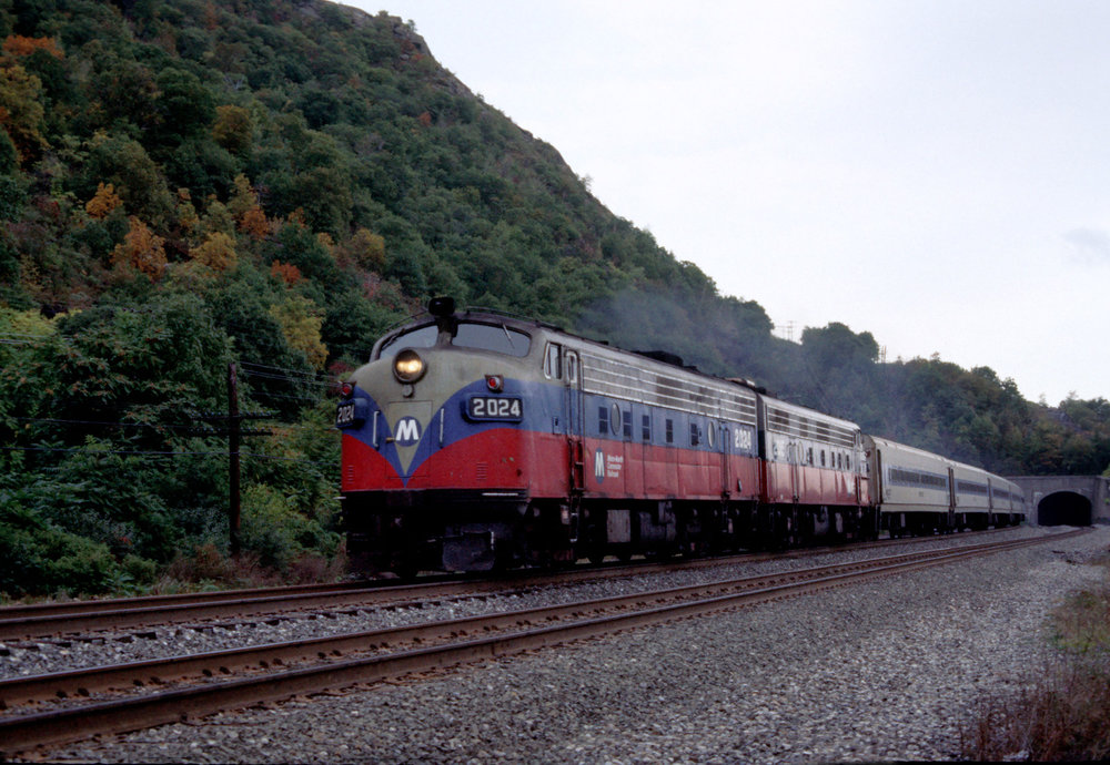 October 1988 at Break Neck Ridge.