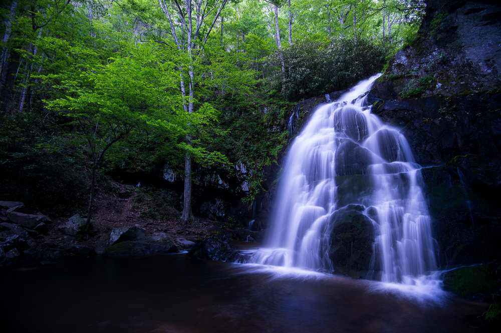 Spruce Flats Falls, Great Smoky Mountains