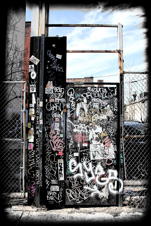 NYC Doors - 092