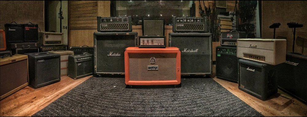 Making the amp wall more moveable