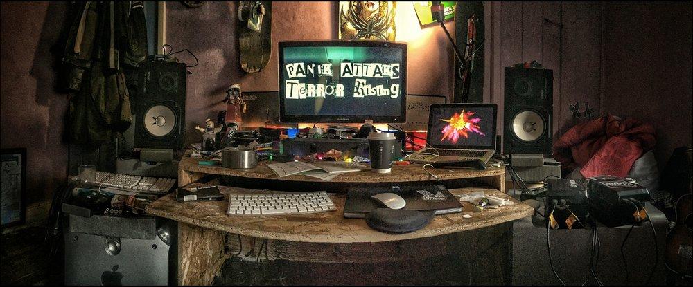Panik Attaks   - Terror Rising - Directed by   Rían Trench